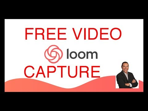 Free Video Capture With Loom - My Review Tutorial