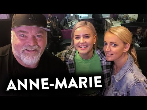Anne-Marie Interview   KIIS1065, Kyle & Jackie O
