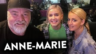 Anne-Marie Interview | KIIS1065, Kyle & Jackie O