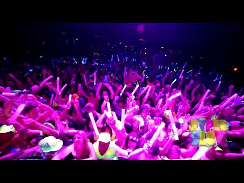 Hyperglow Tour AFTERMOVIE! - Montclair NJ! featuring The Disco Fries 1.4.14