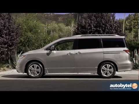 2012 Nissan Quest Test Drive & Minivan Review