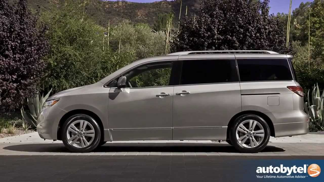 2017 Nissan Quest Test Drive Minivan Review