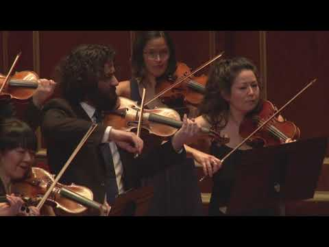 """A Far Cry Performs George Walker's """"Lyric for Strings"""""""