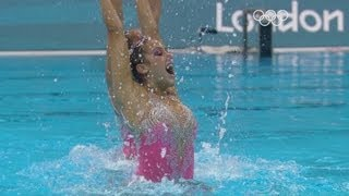 Synchronized Swimming Duets - Technical Routine Heats | London 2012 Olympics