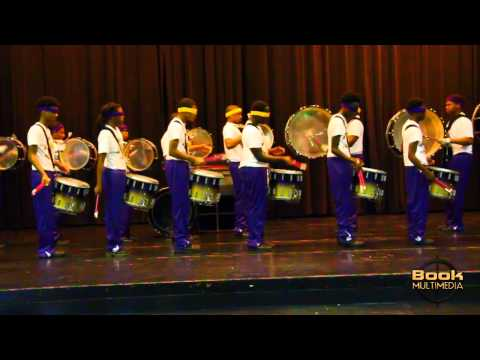 2014 Funk Masters Funk Train Competition  | Drum Sections