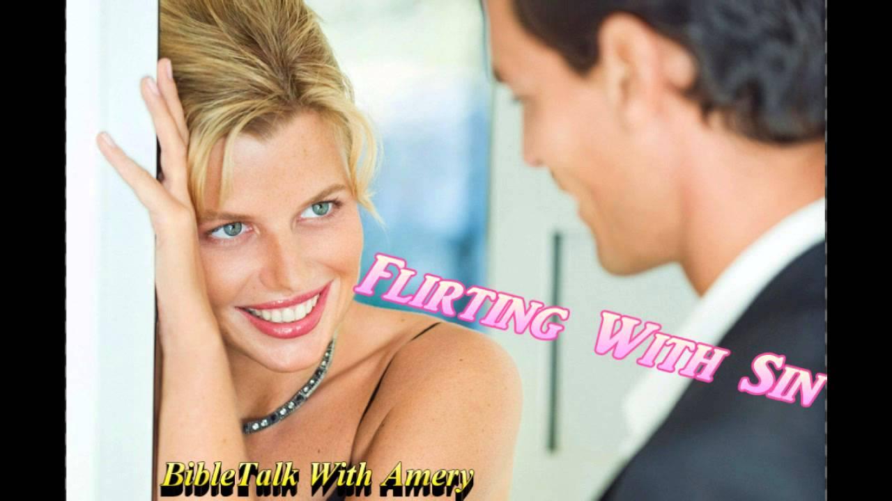 Is flirting a sin