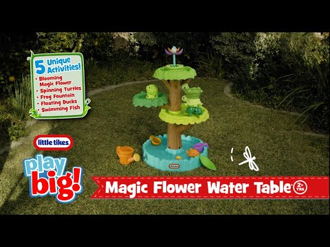 Little Tikes | Magic Flower Water Table Commercial