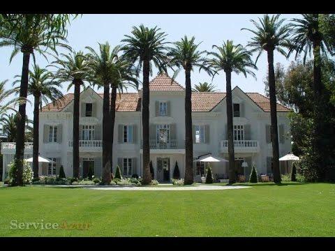 Luxury house for rent in Saint Tropez Cote d'Azur
