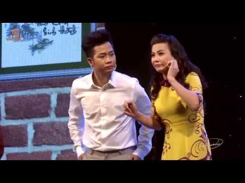 Hài Trường Giang - Trấn Thành Mới nhất 2015 ( Diễn 10/1/2015 ) Em muốn vào showbiz