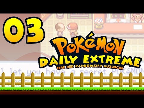 Pokémon Daily Extreme Fire Red [PL] #3 - POISON POINT WSZĘDZ