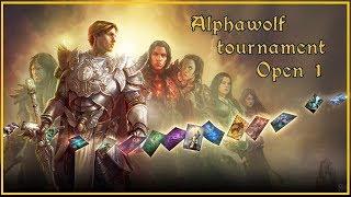 Might & Magic Duel of Champions Alphawolf tournament Open 1