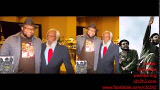 Baba Dick Gregory on Cuba, Fidel Castro BEing An