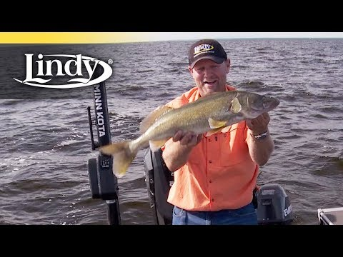 Big Baits For Big Walleyes