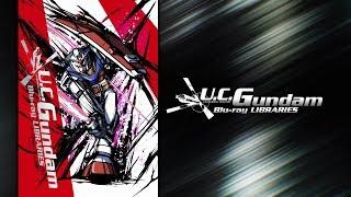 U.C.ガンダムBlu-rayライブラリーズ 第1弾PV