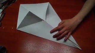 видео Воздушный змей своими руками в домашних условиях из бумаги (чертежи и схема)