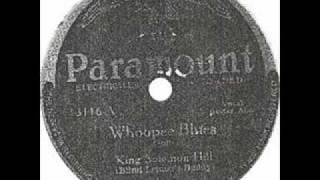 King Solomon Hill-Whoopee Blues