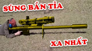 AWM and 7 The World's Most Powerful Sniper Gun
