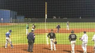 Braden Reece Homerun -  Spring 2018 - FCS vs. Bayshore Christian 2nd Homerun in Same Game 3-13-18