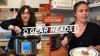 Should You Make Space for an Instant Pot or Slow Cooker in Your Kitchen? | Gear Heads