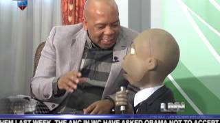 LNN7 EP04   Chester Missing interviews Kgosientso Ramokgopa, Mayor of Tshwane
