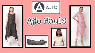 Ajio hauls   Online shopping    1st day Novena    Reviews screenshot 4