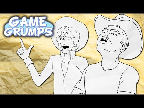 Game Grumps Animated - American Accent - by James Cunningham