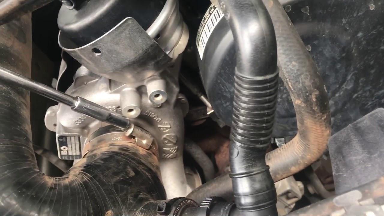 VW Amarok 2 0lt with Provent 200 Crankcase Ventilation System