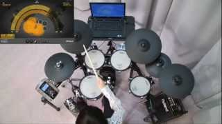 V-Drums Friend Jam Demo #4: Performed by Riku Taira