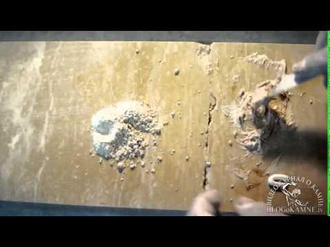 Реставрация полки камина