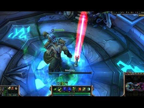 Chosen Master Yi - Skin Spotlights