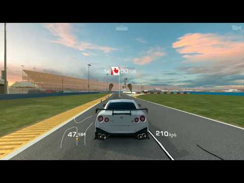 Real Racing 3 - Winning The Nissan GTR Nismo (R35) 2018 HD