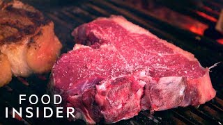 Why This Is Florence's Most Legendary Steak House | Legendary Eats