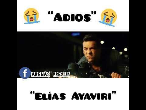 Adiós - Elias Ayaviri (nuevo tema)