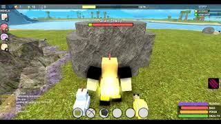 Roblox Booga Booga pvp and farming ep 1