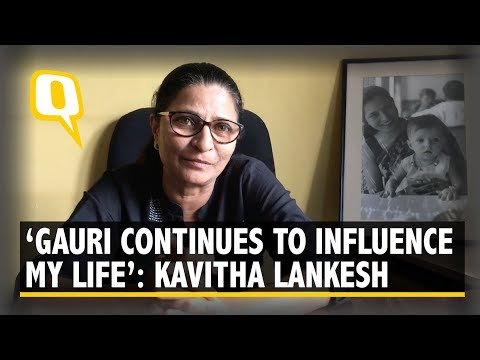 I Feel No Anger, But Pity for the Killer': Gauri Lankesh's Sister I The Quint