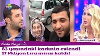 83 yaşındaki kadınla evlendi, 17 Milyon Lira miras kaldı!