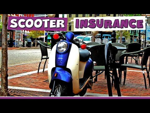Scooter Insurance: Cost And Coverage