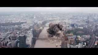 Падение Лондона дублированный тизер