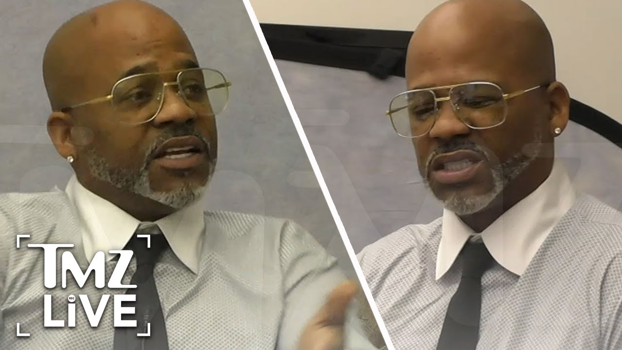 Damon Dash Rips Black Lawyer As 'Culture Vulture' | TMZ Live