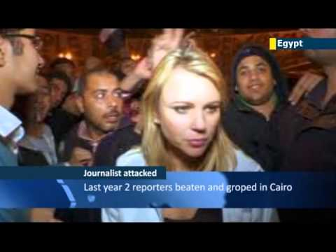 France 24 reporter sexually assaulted on Tahrir Square: female journalists targeted by mobs
