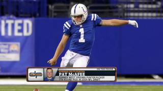 Pat McAfee breaks down why he chose to retire 02/02/2017