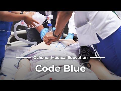 Rapid Response / Code Blue Training