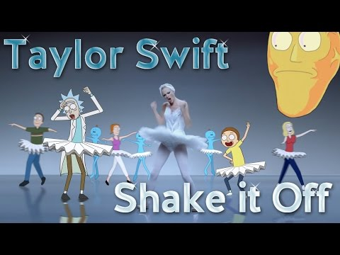 Taylor Swift - Shake it Off (by HQG Studios)