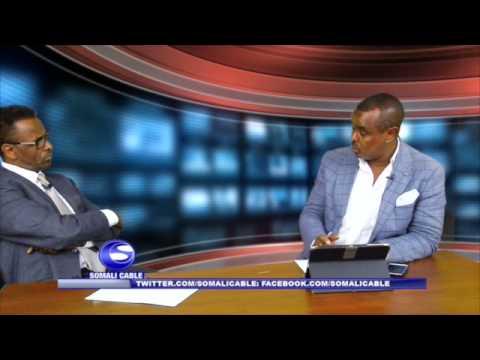 SOMALI CABLE TODOBAADKA IYO TORONTO WARAYSI ABUUKAR CAWAALE QAAD DIID