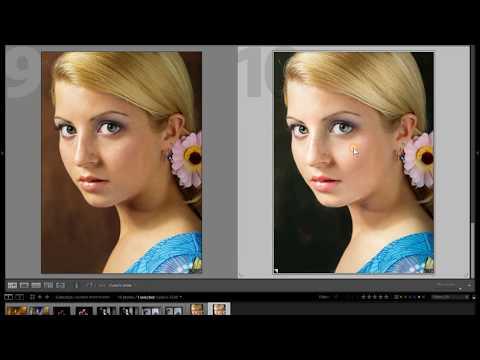 Lightroom или Photoshop? Lightroom И Photoshop!