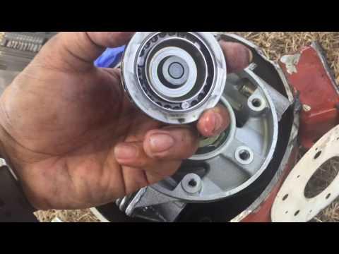 Trane recip compressor pulling LRA