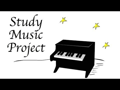Study Music Project - Sincerely Yours (Soft Piano Music)