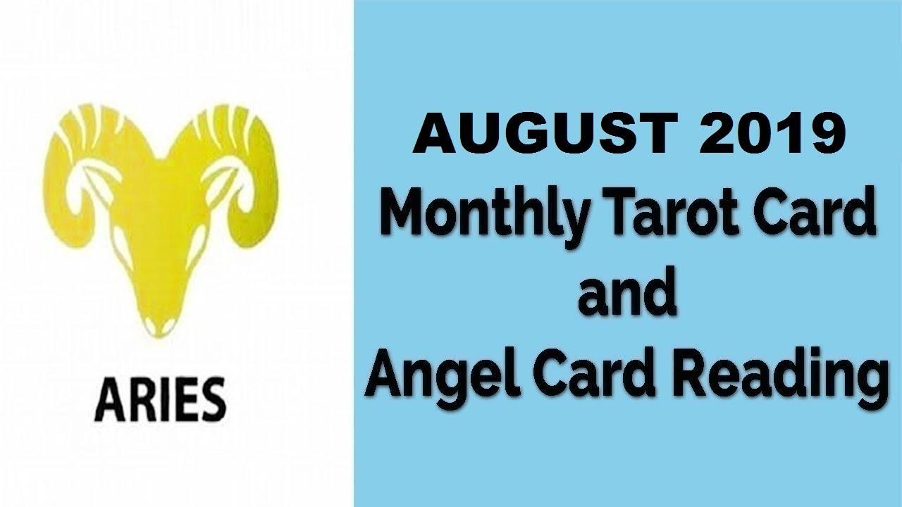 aries monthly tarot