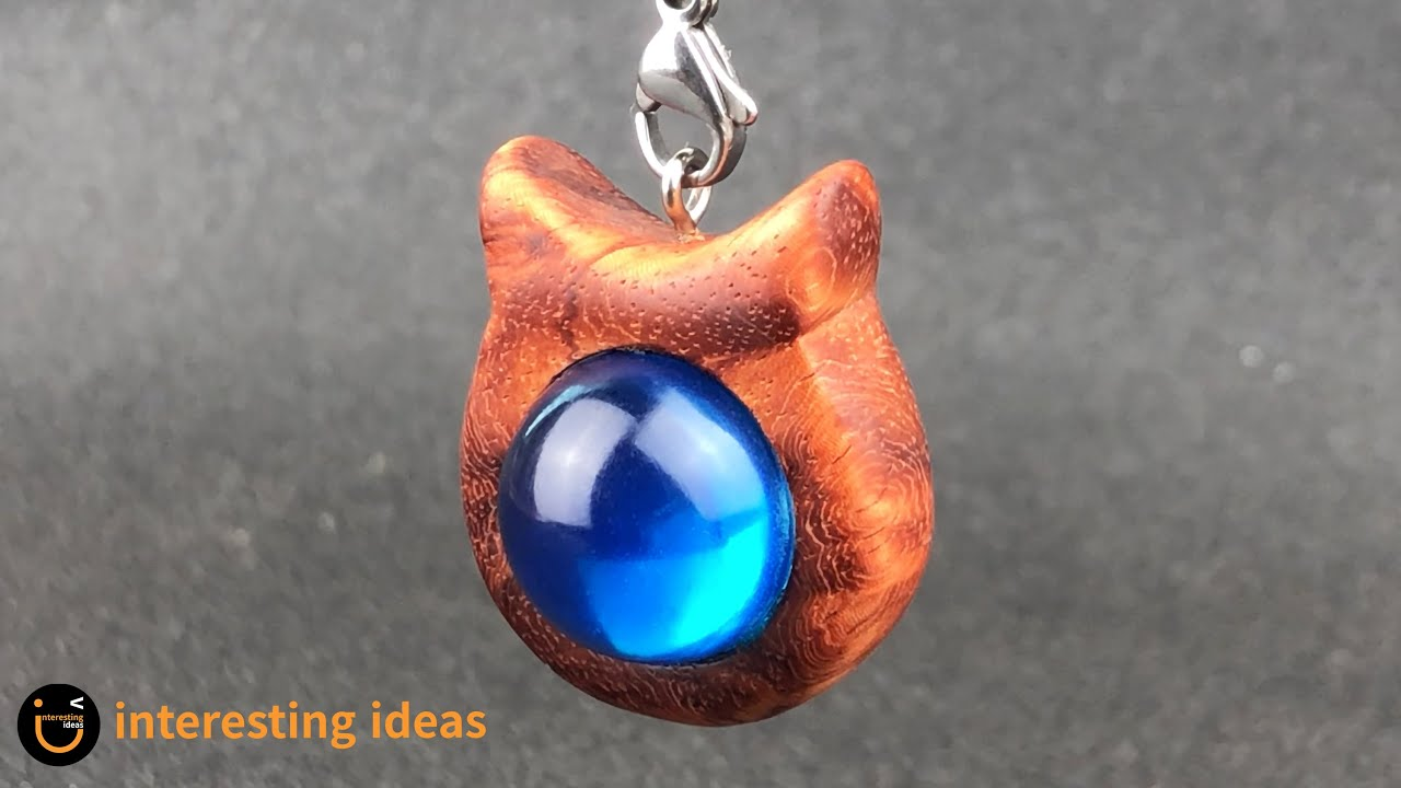 Resin art Amazing Taurus Pendant jewelry / Zodiac Signs epoxy resin art jewelry pendant 02 / S82