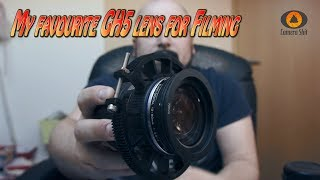 My favourite lens for the GH5 - 12-60mm f2.8-4 for 250 bucks